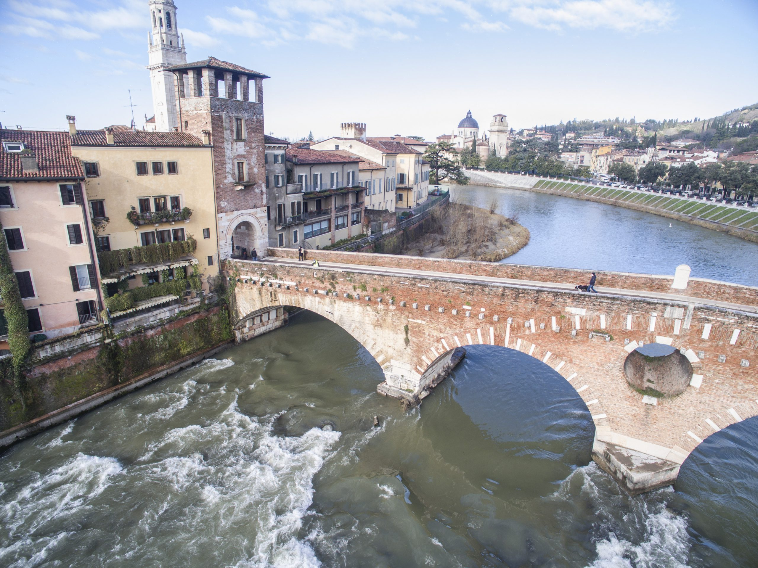 Ispezione ponti Verona